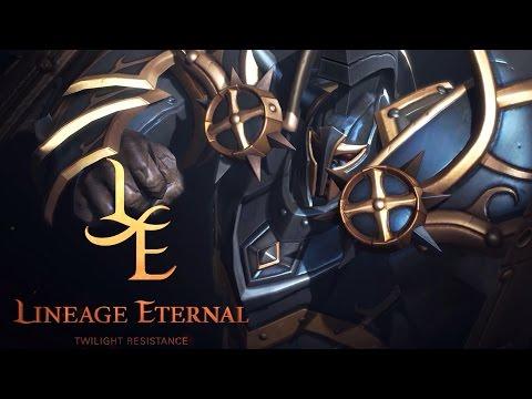 Lineage Eternal CBT1 Portal Dungeons