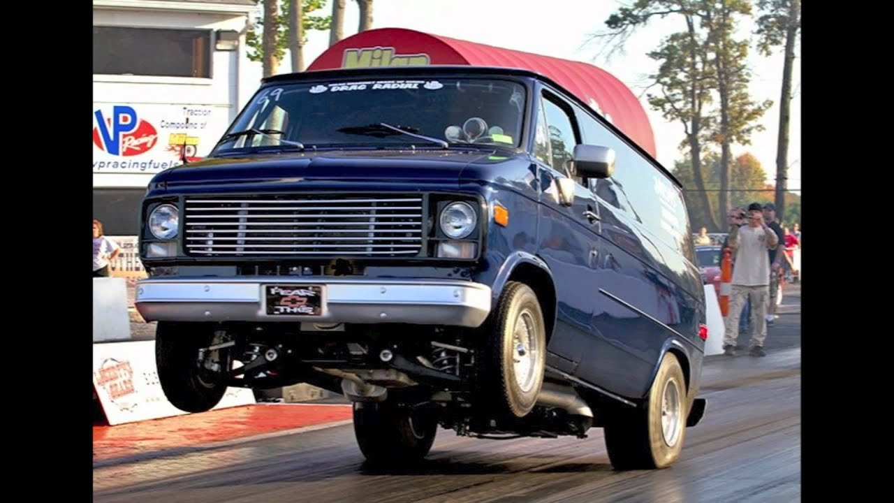 Old Chevy Van >> Jarvis Performance 9-Second 1978 Chevy Van Compilation - YouTube