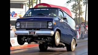 Jarvis Performance 9-Second 1978 Chevy Van Compilation