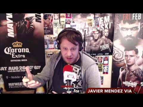 "Javier Mendez: ""I think Khabib will leapfrog Tony to fight Conor"""