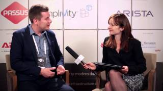 InfraXstructure 2015: Interview with David Murray