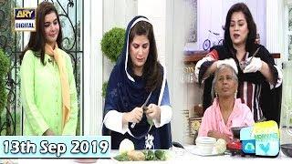 Good Morning Pakistan - Dr Umme Raheel & Dr Batool - 13th September 2019 - ARY Digital Show