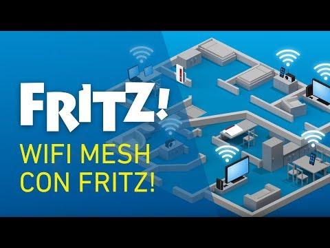 WiFi Mesh con FRITZ!