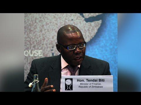 "Tendai Biti, Former Finance Minister of Zimbabwe, on ""Roadblocks, Recovery, and Relapse"""