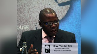 "Tendai Biti, Former Finance Minister of Zimbabwe, on ""Roadblocks, Recovery, and Relapse"""