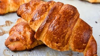 Quick Croissants Recipe