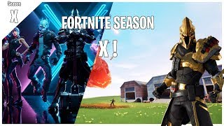 FORTNITE SEASON X! (Duo Squads) // #RazerStreamer #SoaRRC// SUB GOAL 325 // GIVEAWAY