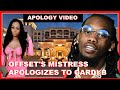 Offset's Alleged Mistress | Summer Bunni Gives Tearful  Apology to Cardi B