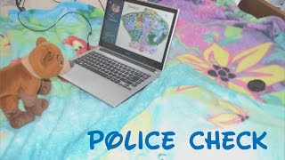Disney Cultural Exchange Program #32 - Police Background Check