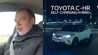 Gambar cover Self charging Hybrid Toyota , It's the future  !