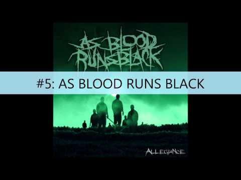 Top 15 Deathcore Bands
