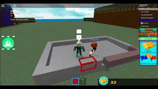 Roblox Juganado con mi amiga fer a build a boat for treasure