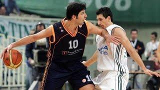 Diamantidis | Full Highlights vs Roma 15.11.2006 [Euroleague RS]