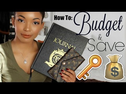 HOW TO: BUDGET & SAVE MONEY (TIPS & HACKS) | Brittany Daniel