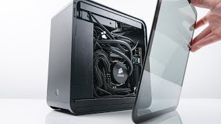 Circle Pro - Most Expensive SFF Case I've Reviewed..