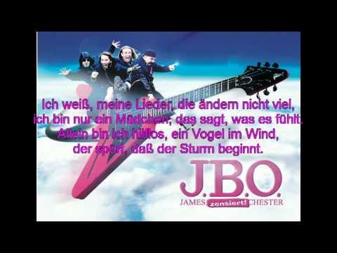 JBO - Ein bisschen Frieden (Lyrics)