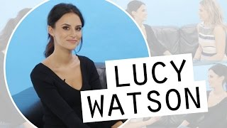 5 minutes with Lucy Watson | On The Superdrug Sofa