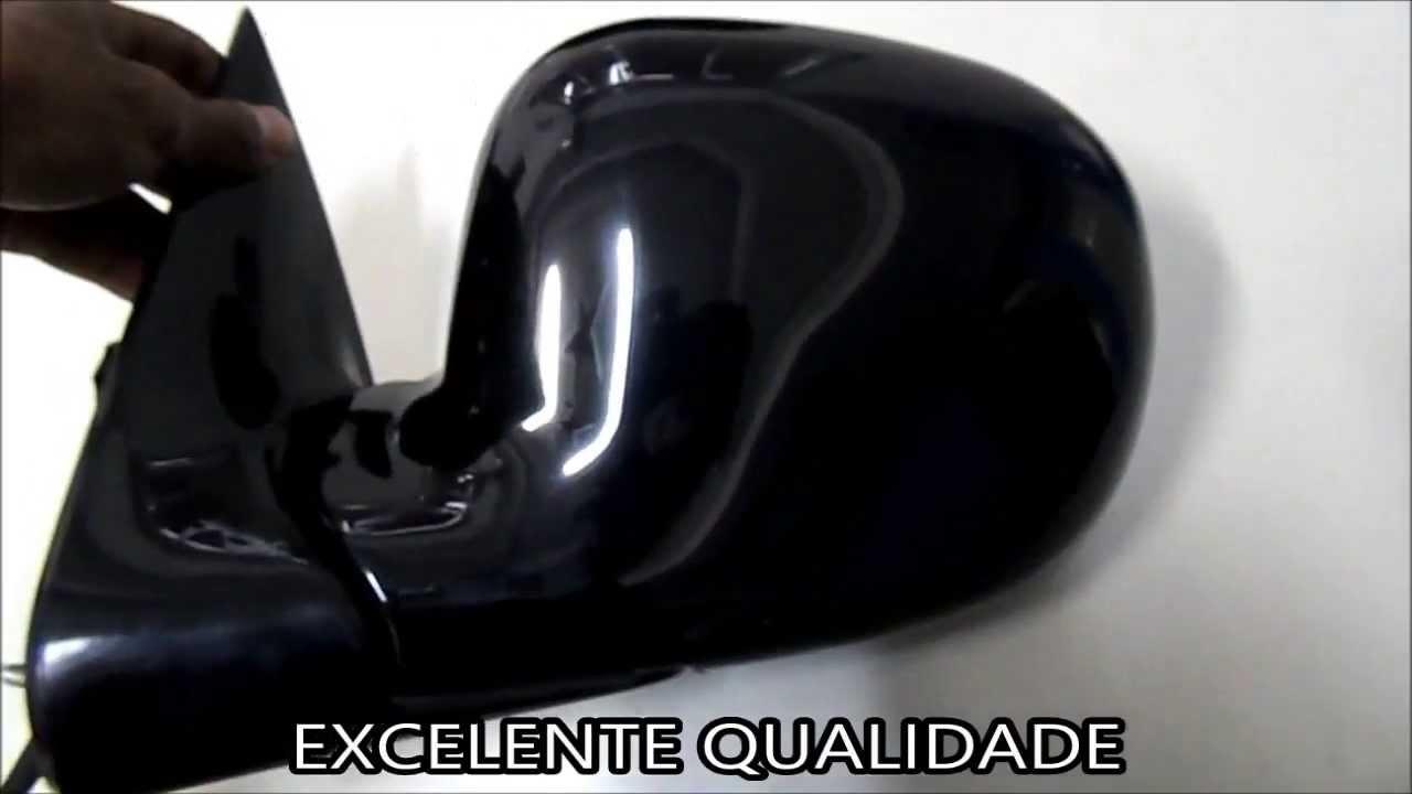 RETROVISOR SILVERADO 97 - YouTube
