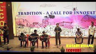 Kasari Bhanu (COVER)- Welcome, 2074- St. Xavier's College, Maitighar