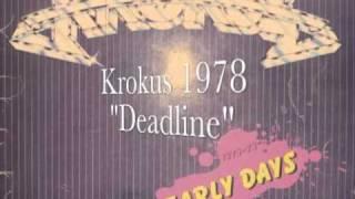 """RAREST KROKUS: """"Deadline"""" 1978"""
