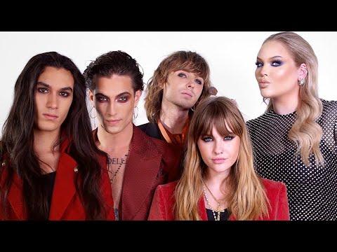 Doing MÅNESKIN's Makeup! Eurovision 2021 Winner | NikkieTutorials