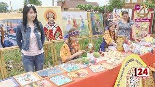 В субботу в Николо-Березовке пройдет большой фольклорный праздник