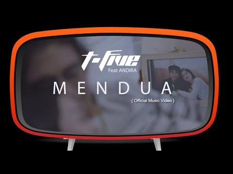 T-Five Ft. Andira - Mendua ( Official Music Video )