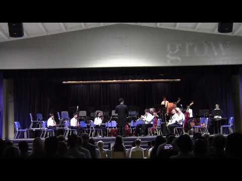 Pasadena Christian School: Orchestra Concert 2017 Video Clip 2