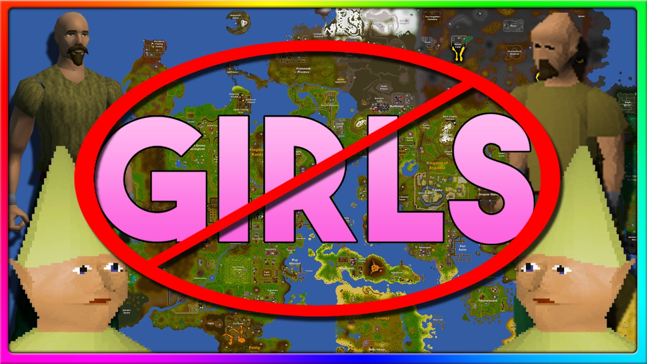 No Girls Allowed!!! - YouTube