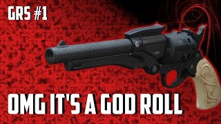 Destiny 2 - Trust Amazing Gambit Hand Cannon Must Have Roll God Roll Saturday #1