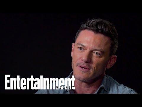 Professor Marston And The Wonder Women: Luke Evans On Surprising Origin Story | Entertainment Weekly