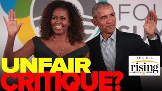Krystal and Rachel: The Obamas' SMUG Critique Of Uneducated Young Voters