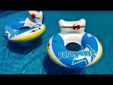 Save Your Breath Inflate Pool Floaties The Easy Way Youtube