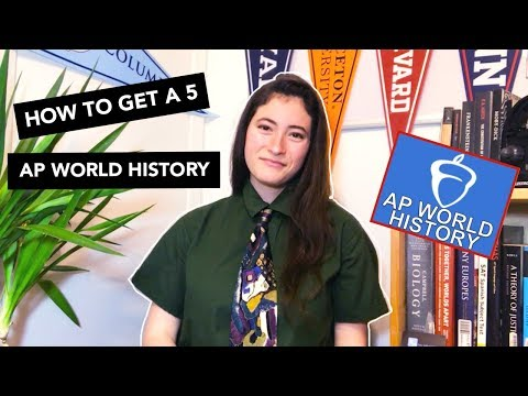 5 HACKS FOR A 5 // AP World History