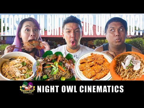 FOOD KING SINGAPORE: FEASTING IN BINTULU FOR UNDER $10?!