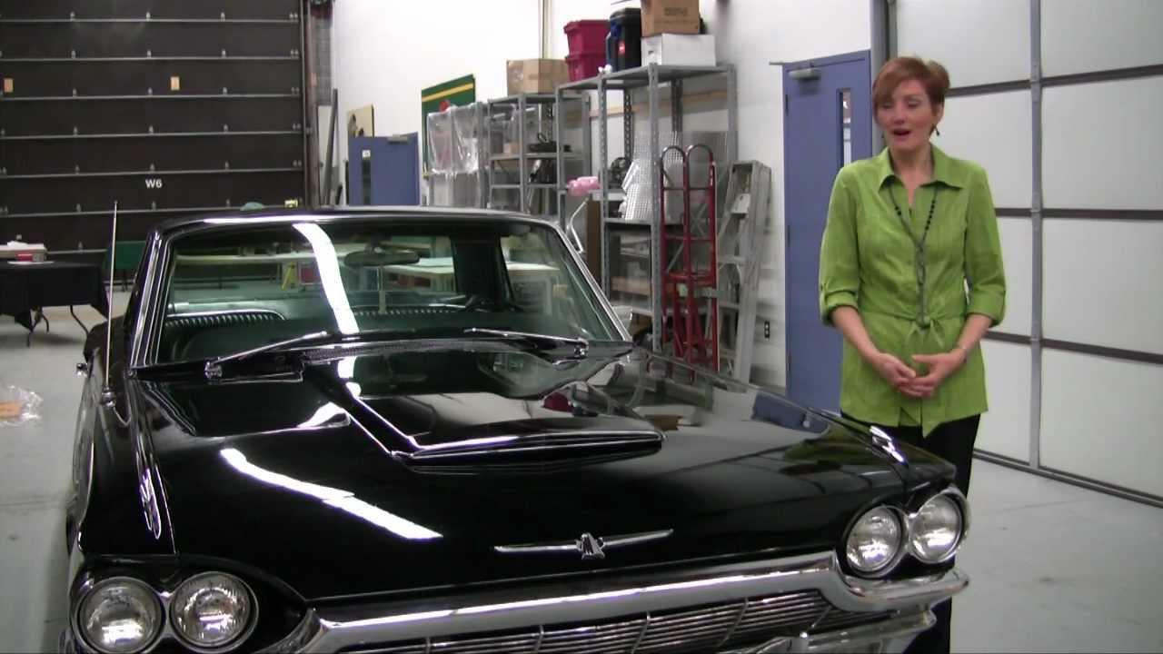 1965 Ford Thunderbird Youtube 65 Wiring Diagram