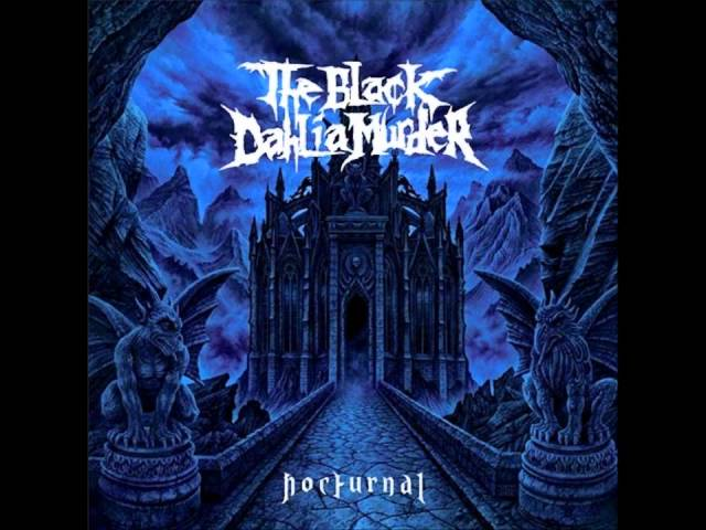 The Black Dahlia Murder - What a Horrible Night to Have a Curse [HD]