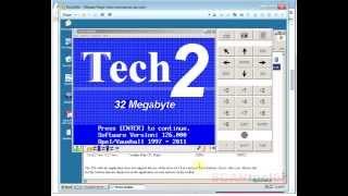 GM MDI установка globalTIS Tech2Win