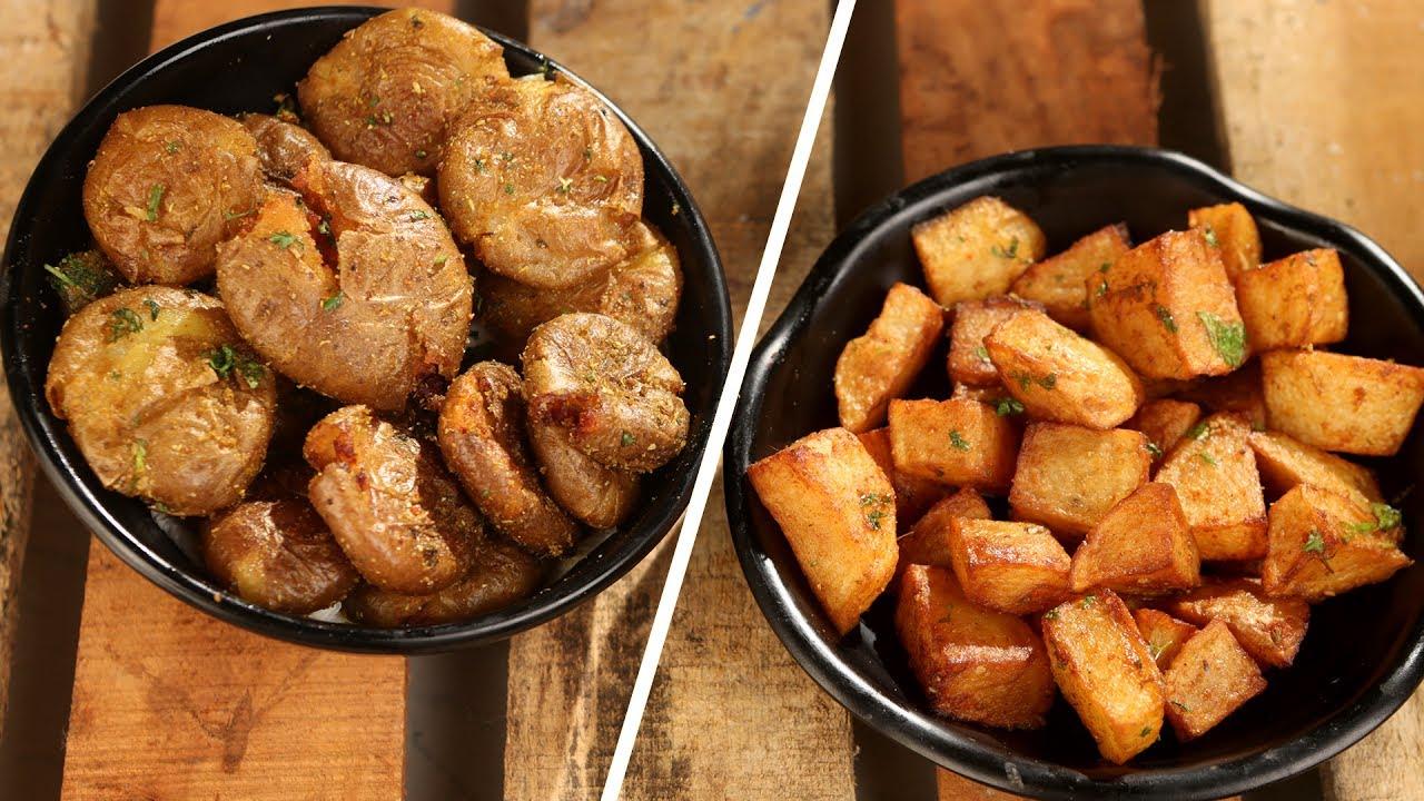 Bawan land roasted potatoes recipes