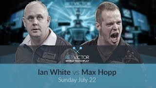 Ian White vs Max Hopp | BetVictor World Matchplay Preview Show | Darts 🎯