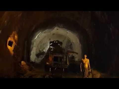 Tunneling in India(Himalaya Mountain)