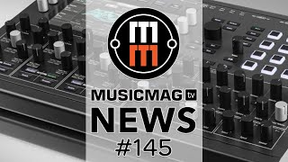 MusicMagTV News #145: Waldorf Iridium, обновление Keystep Pro, Cubasis для Android и др.