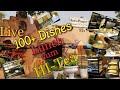 100+ Dishes Salt n Pepper Village Lahore Buffet
