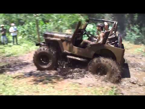 Jeep 1942 V8 318 Preparado