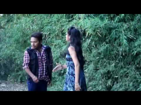 Desi girl and boy in forest thumbnail