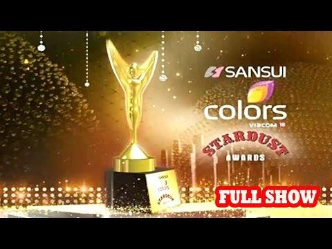 Sansui Colors Stardust Awards 2017 Full...