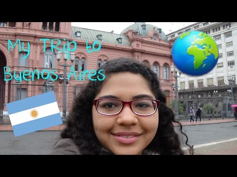 My Argentina trip part 2 | Buenos Aires !