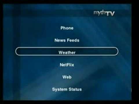 Exploring MythTV and mediaMVP
