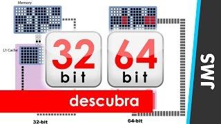 Descubra seu Processador é de 32bits ou 64bits