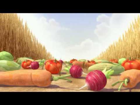 Мультфильм про суслика и корову
